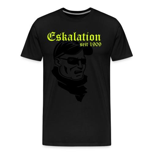 Eskalation seit 1909 in 4XL& 5XL !LIMITIERTE STÜCKZAHL! - Männer Premium T-Shirt