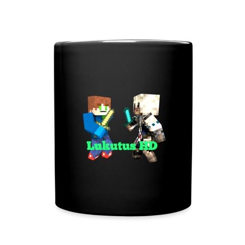 Tasse mit Lukutus HD Team Farbig - Tasse einfarbig