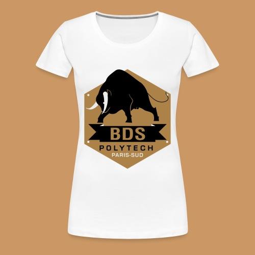 Le Club - T-shirt Premium Femme