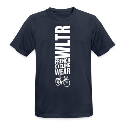 WLTR • BIG • PRINT WHITE • - T-shirt respirant Homme
