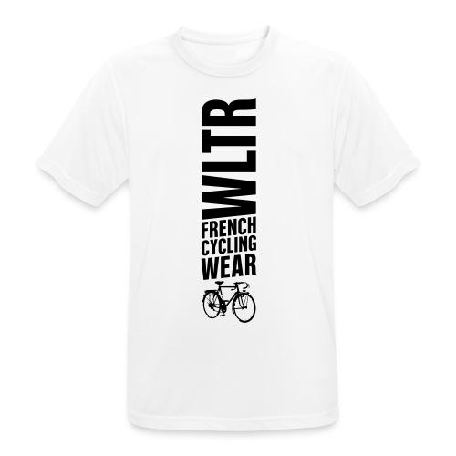 WLTR • BIG • PRINT BLACK • - T-shirt respirant Homme