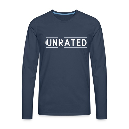 Unrated Pulli - Männer Premium Langarmshirt