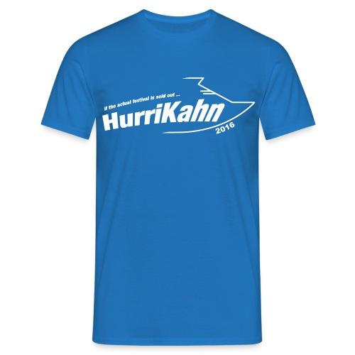 HurriKahn Final2 - Männer T-Shirt
