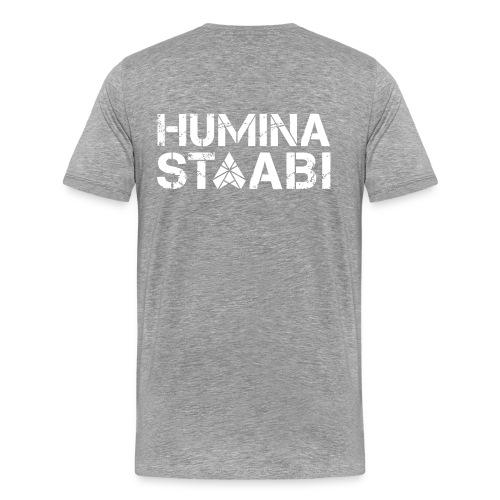 Miesten t-paita Humina - Miesten premium t-paita