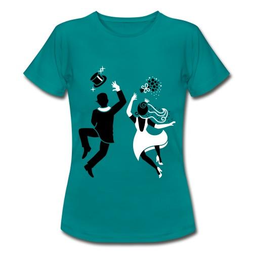 Braut T-shirt - Frauen T-Shirt