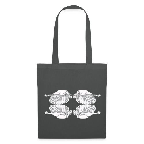 Ribcage mirror - Tote Bag