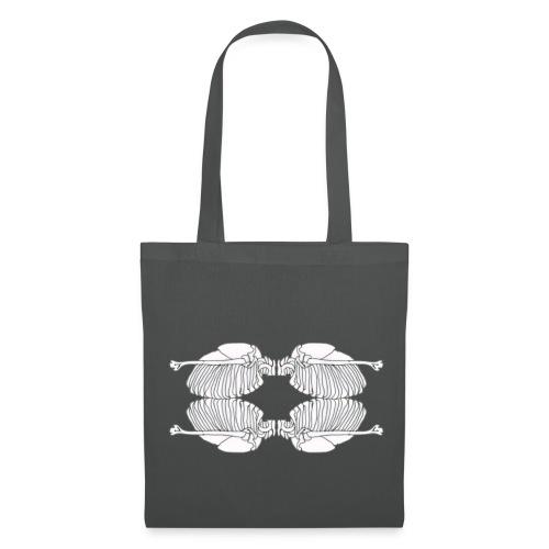 Ribcage mirror - Tote Bag