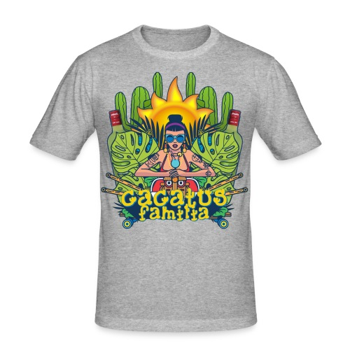 Summerfest 2016 - slim fit T-shirt