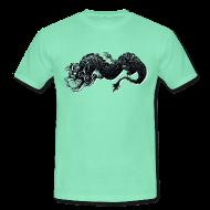 T-Shirts ~ Männer T-Shirt ~ lucky dragon!