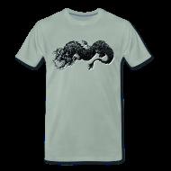 T-Shirts ~ Männer Premium T-Shirt ~ lucky dragon!