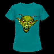 Tee shirts ~ Tee shirt Femme ~ Créature à cornes