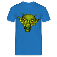 Tee shirts ~ Tee shirt Homme ~ Créature à cornes