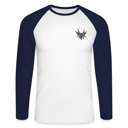 Unit Basketball Shirt Long Sleeve - Men's Long Sleeve Baseball T-Shirt