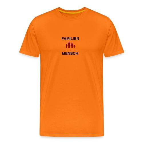 Familien Mensch - Männer Premium T-Shirt