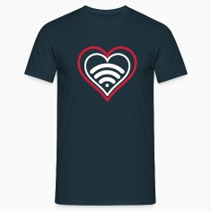 WLAN Love T-Shirts