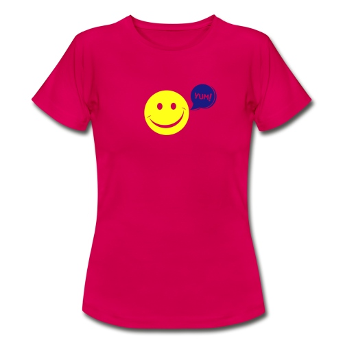 Smili Yum - Frauen T-Shirt