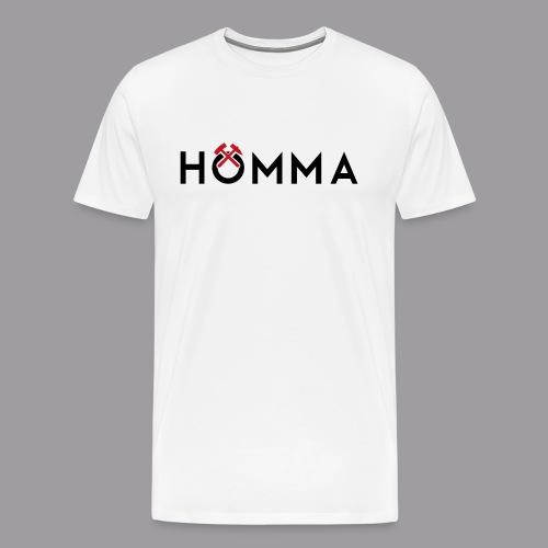 HÖMMA Herren - Männer Premium T-Shirt