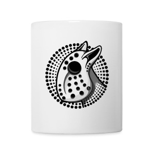 EBT Hockey Mask Graphic - Mug