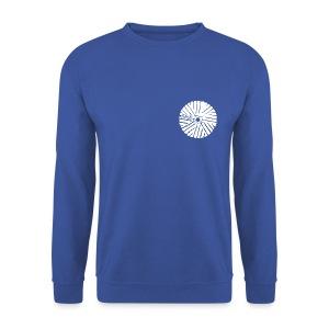 White chest logo sweat - Men's Sweatshirt
