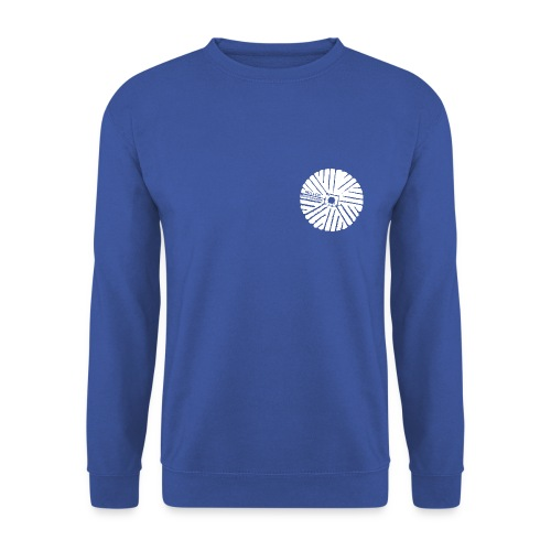 White chest logo sweat - Men's Sweatshirt
