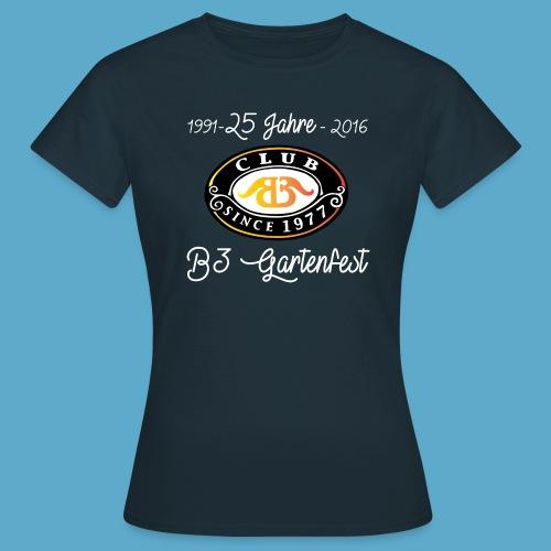 B3-Gartenfest-Leiberl 2016 (verschiedene Farben) - Frauen T-Shirt