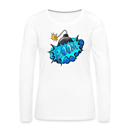 Women's Premium Shirt - Women's Premium Longsleeve Shirt