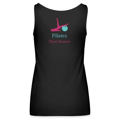 Top Pilatesstudio Dani Stassen - Frauen Premium Tank Top