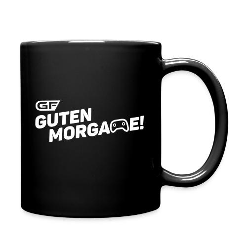 Guten Morgame! Tasse - Tasse einfarbig