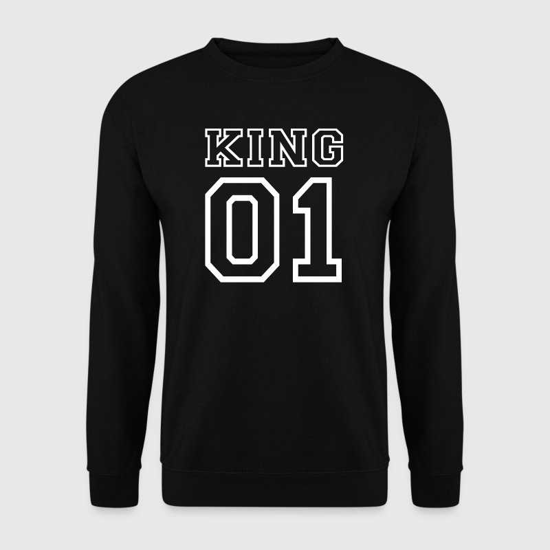 PARTNERSHIRT - KING 01 Sweaters - Mannen sweater