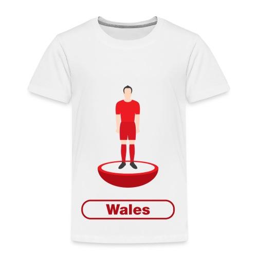 Wales football - Kids tshirts - Kids' Premium T-Shirt