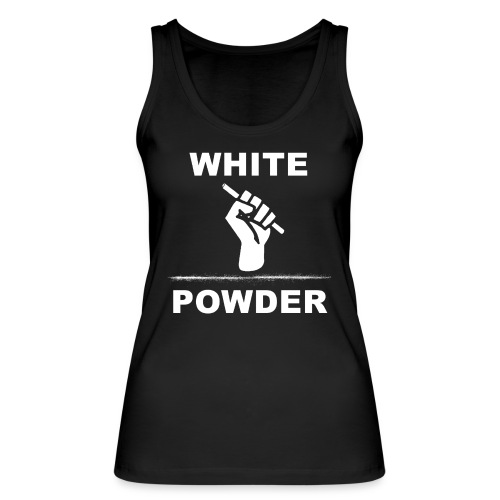 White Powder Premium Top - Frauen Bio Tank Top von Stanley & Stella