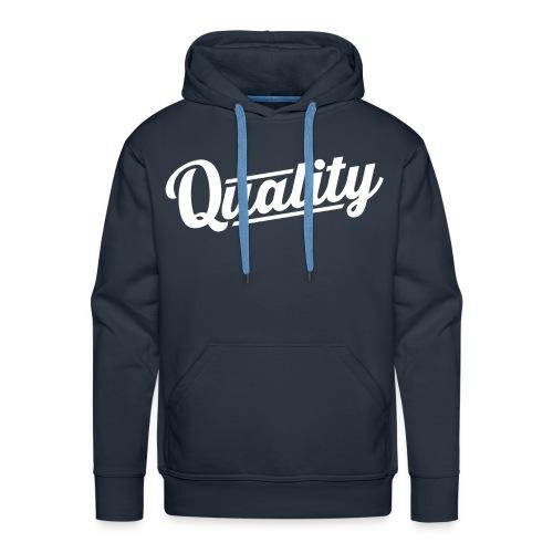 Quality 2.0 Hoodie - Men's Premium Hoodie