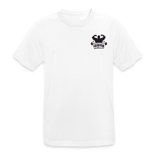 Grippa Breathable Tee - Men's Breathable T-Shirt