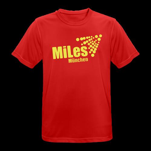 Funktions-Shirt weit - Männer T-Shirt atmungsaktiv