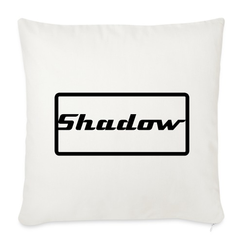 Shadow Pillow - Sofa pillow cover 44 x 44 cm