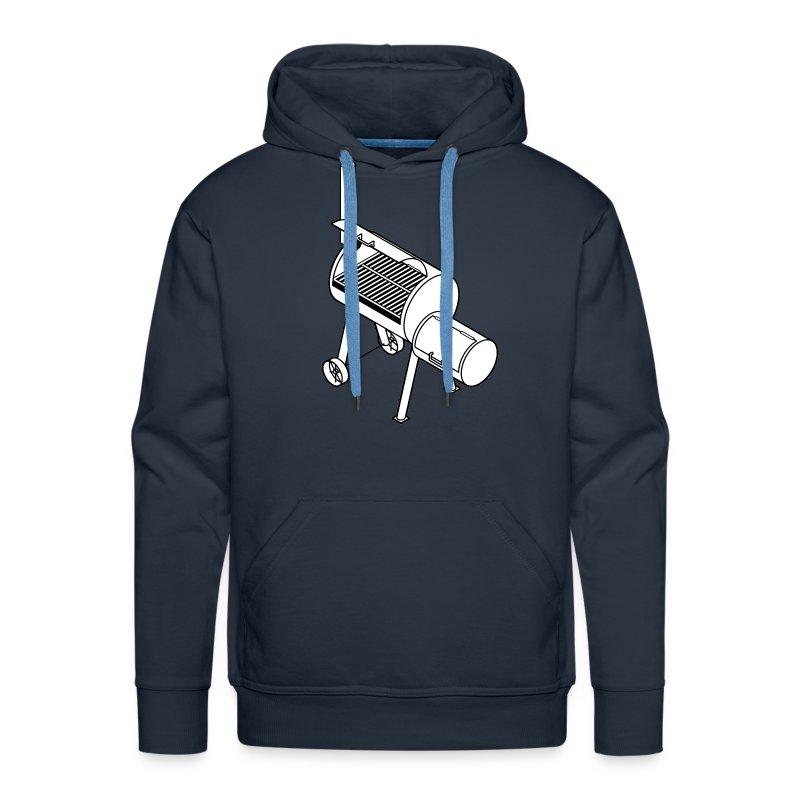 offsetsmoker2 - Mannen Premium hoodie