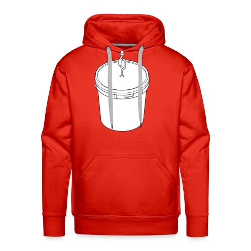 gistingsvat - Mannen Premium hoodie