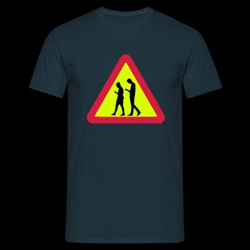 Smombie! - Männer T-Shirt