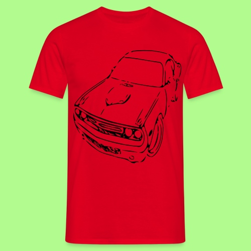muscle car T-shirt - Men's T-Shirt