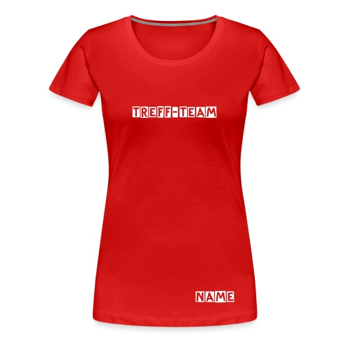Premium T-Shirt Leintal Lounge 2 - Frauen Premium T-Shirt