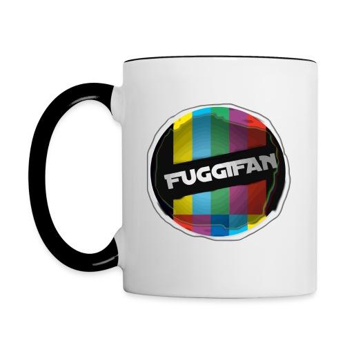 Fuggifan Tasse Zweifarbig - Tasse zweifarbig