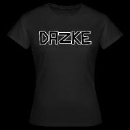 DAZKE Frauen T-Shirt - freie Farbwahl
