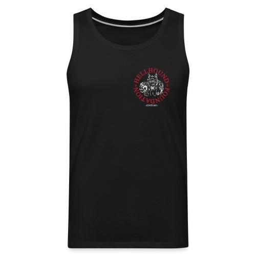 Ärmelloses Shirt - Männer Premium Tank Top