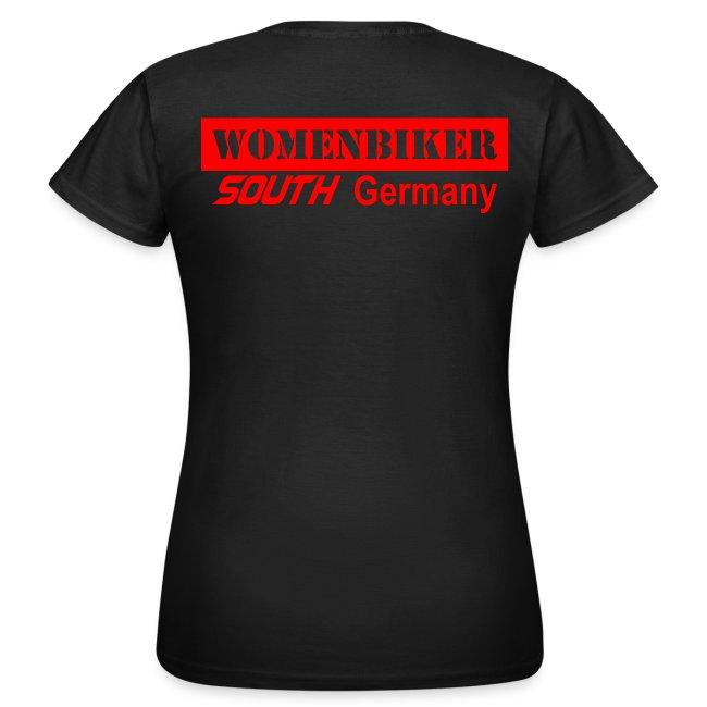 Womenbiker south Germany