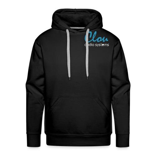 Clou audio Systems - Männer Premium Hoodie