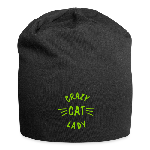 Crazy Cat Lady - Jersey-Beanie