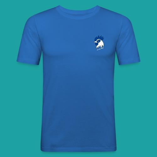 tee-shirt coqbleu  - T-shirt près du corps Homme