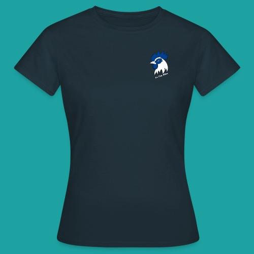 tee-shirt coqbleu marine - T-shirt Femme
