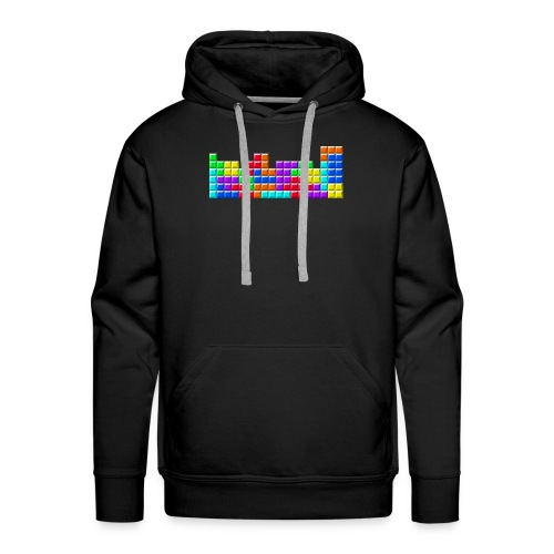 Tetris Hoodie - Men's Premium Hoodie