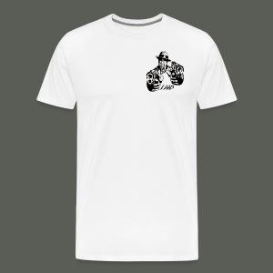 Louis DoubleGun/T-Shirt/Men - Männer Premium T-Shirt